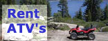 Rent atv's at Lake Tahoe and surrounding areas